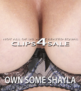 Shayla on Clips4Sale