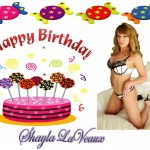 Happy Birthday Shayla!!