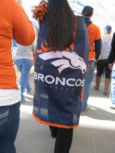 Broncos Parade