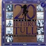 20 years Jethro Tull CD Shayla LaVeaux